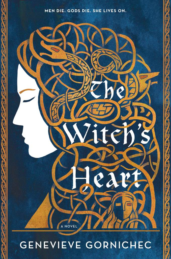 The Witch's Heart US Cover